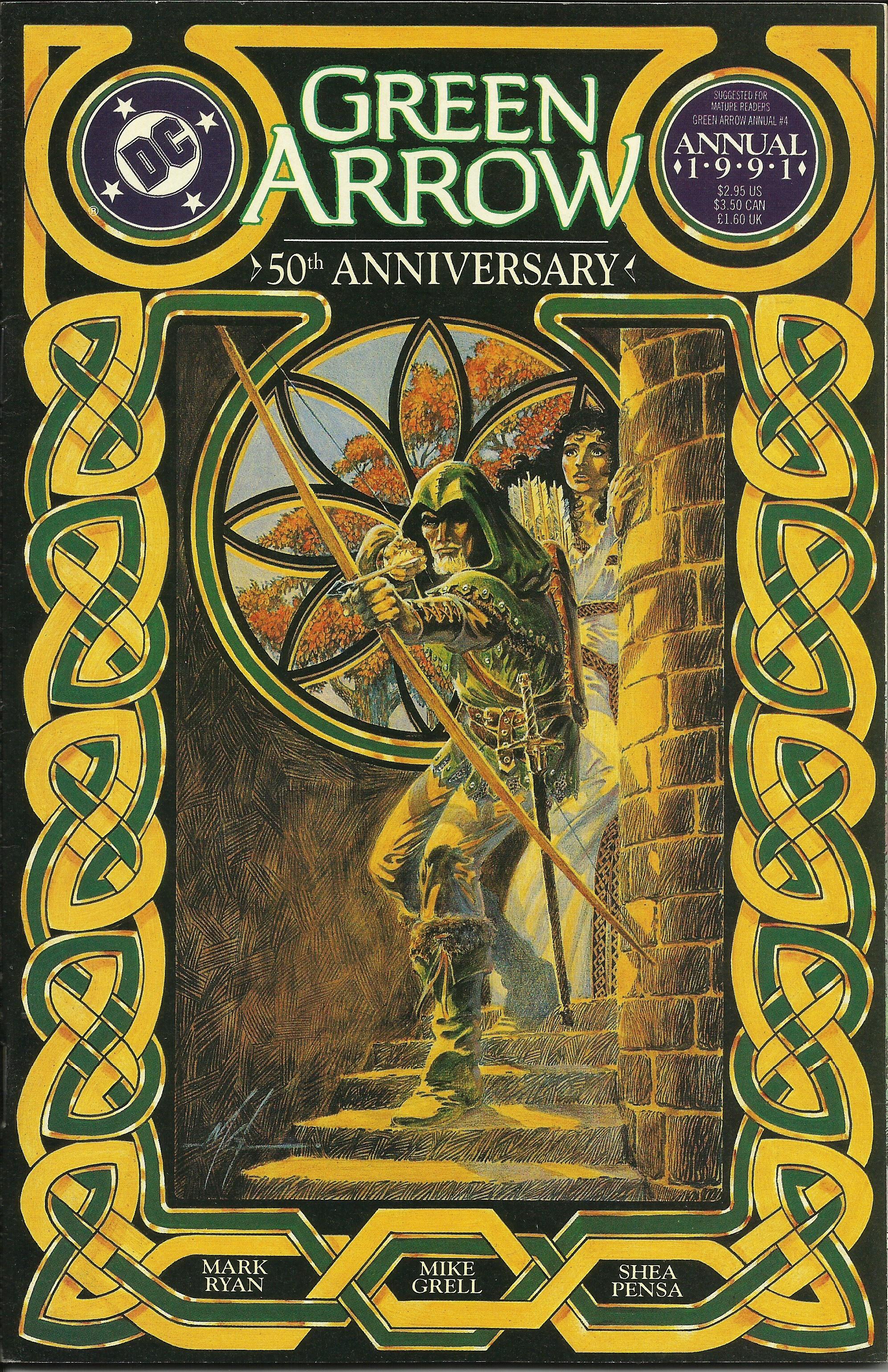 Green Arrow Annual Vol 2 4