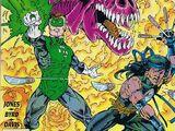 Green Lantern Annual Vol 3 2