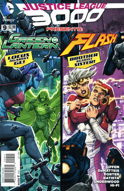 Justice League 3000 Vol 1 9