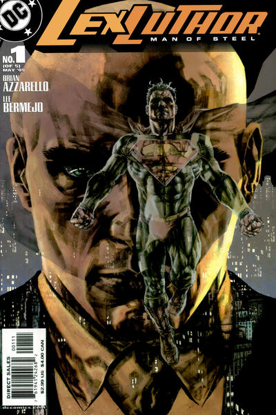 Lex Luthor: Man of Steel Vol 1