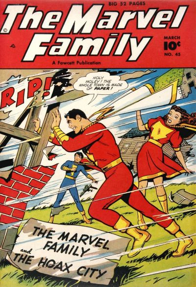 Marvel Family Vol 1 45