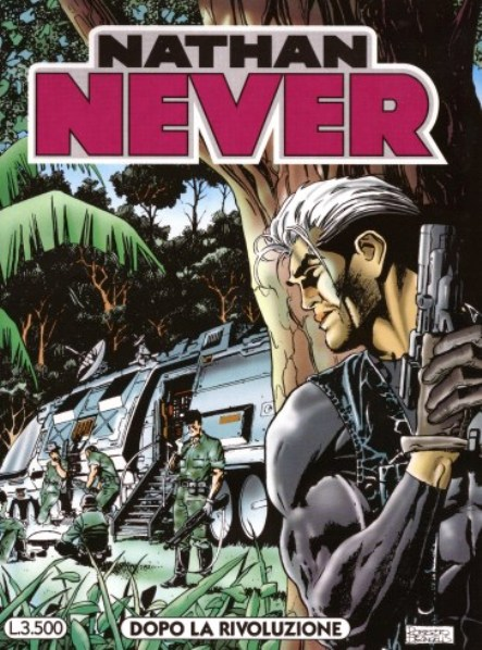 Nathan Never Vol 1 80