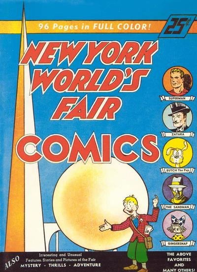 New York World's Fair Comics Vol 1 1