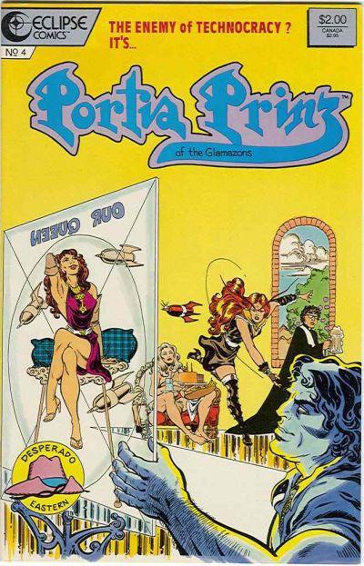 Portia Prinz of the Glamazons Vol 1 4