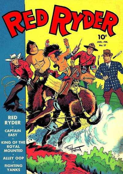 Red Ryder Comics Vol 1 17
