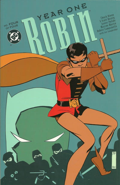 Robin: Year One Vol 1 4