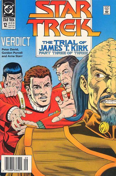 Star Trek (DC) Vol 2 12
