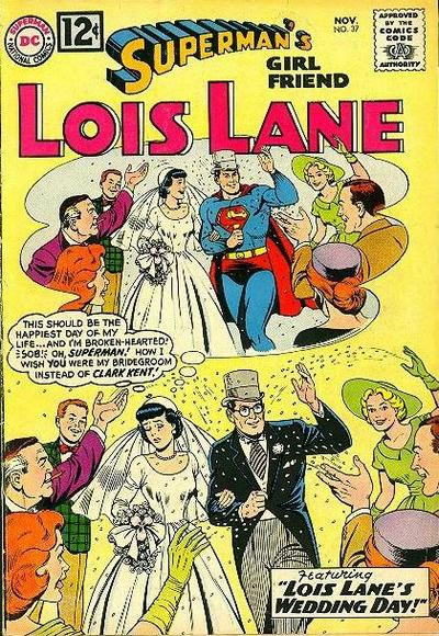 Superman's Girlfriend, Lois Lane Vol 1 37