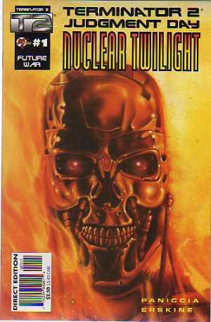 T2 Terminator 2: Judgement Day - Nuclear Twilight Vol 1