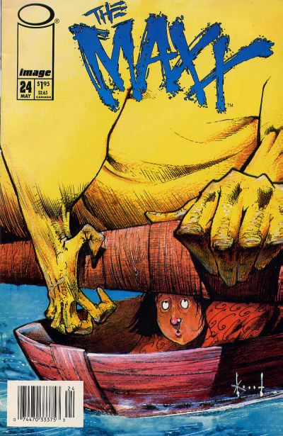 The Maxx Vol 1 24