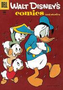 Walt Disney's Comics and Stories Vol 1 184
