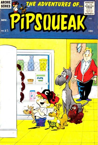 Adventures of Pipsqueak Vol 1 37