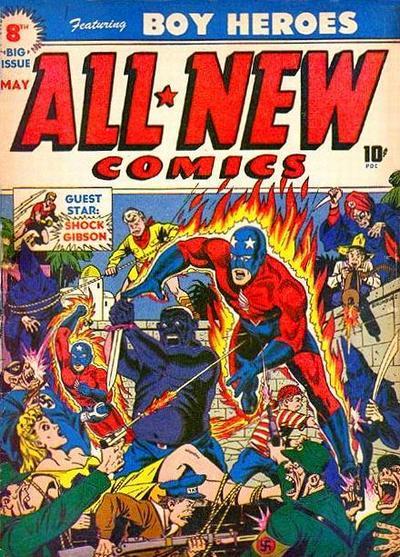 All-New Comics Vol 1 8