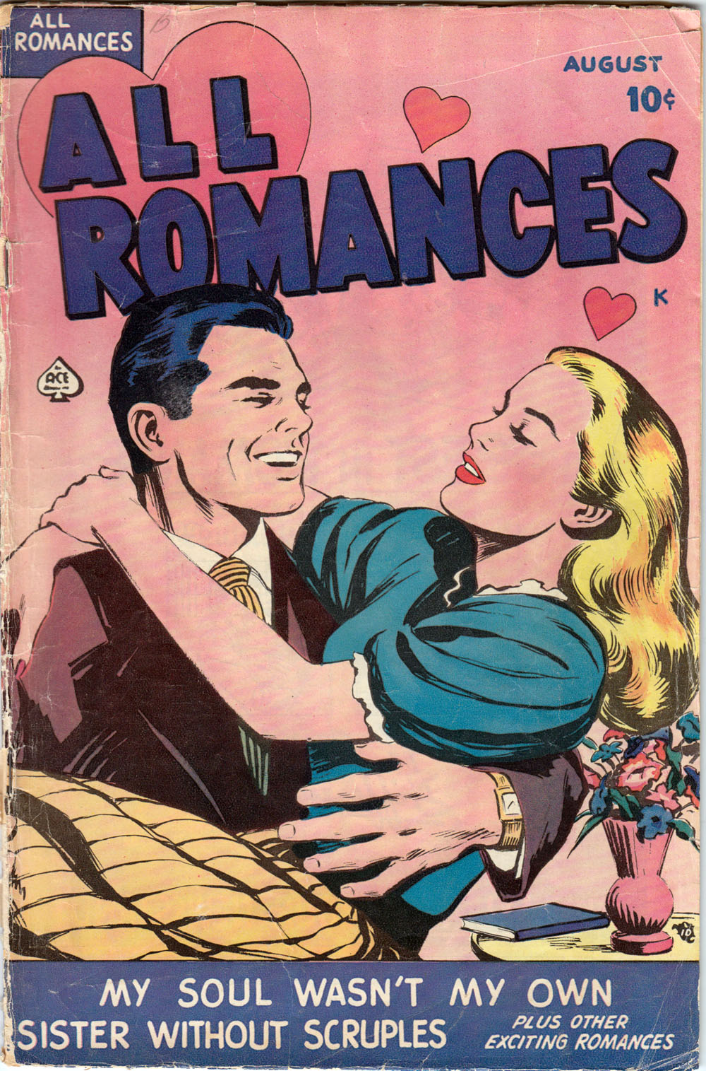 All Romances Vol 1 1