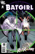 Batgirl Vol 3 8
