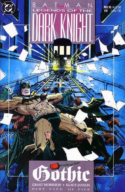 Batman: Legends of the Dark Knight Vol 1 10