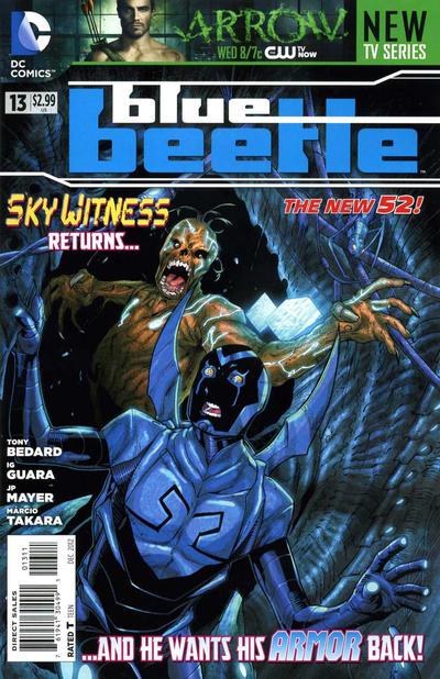 Blue Beetle Vol 8 13