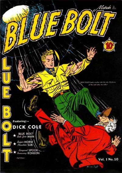 Blue Bolt Vol 1 10