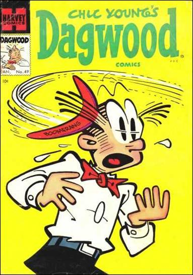 Dagwood Comics Vol 1 49