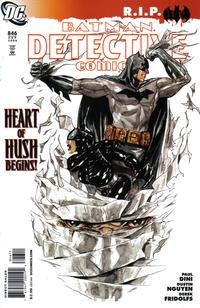 Detective Comics Vol 1 846