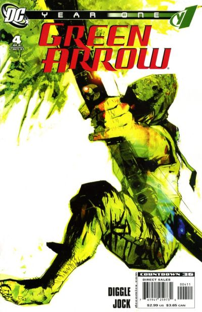Green Arrow: Year One Vol 1 4