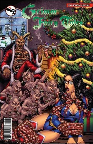Grimm Fairy Tales: Holiday Special Vol 1 5