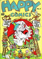 Happy Comics Vol 1 2