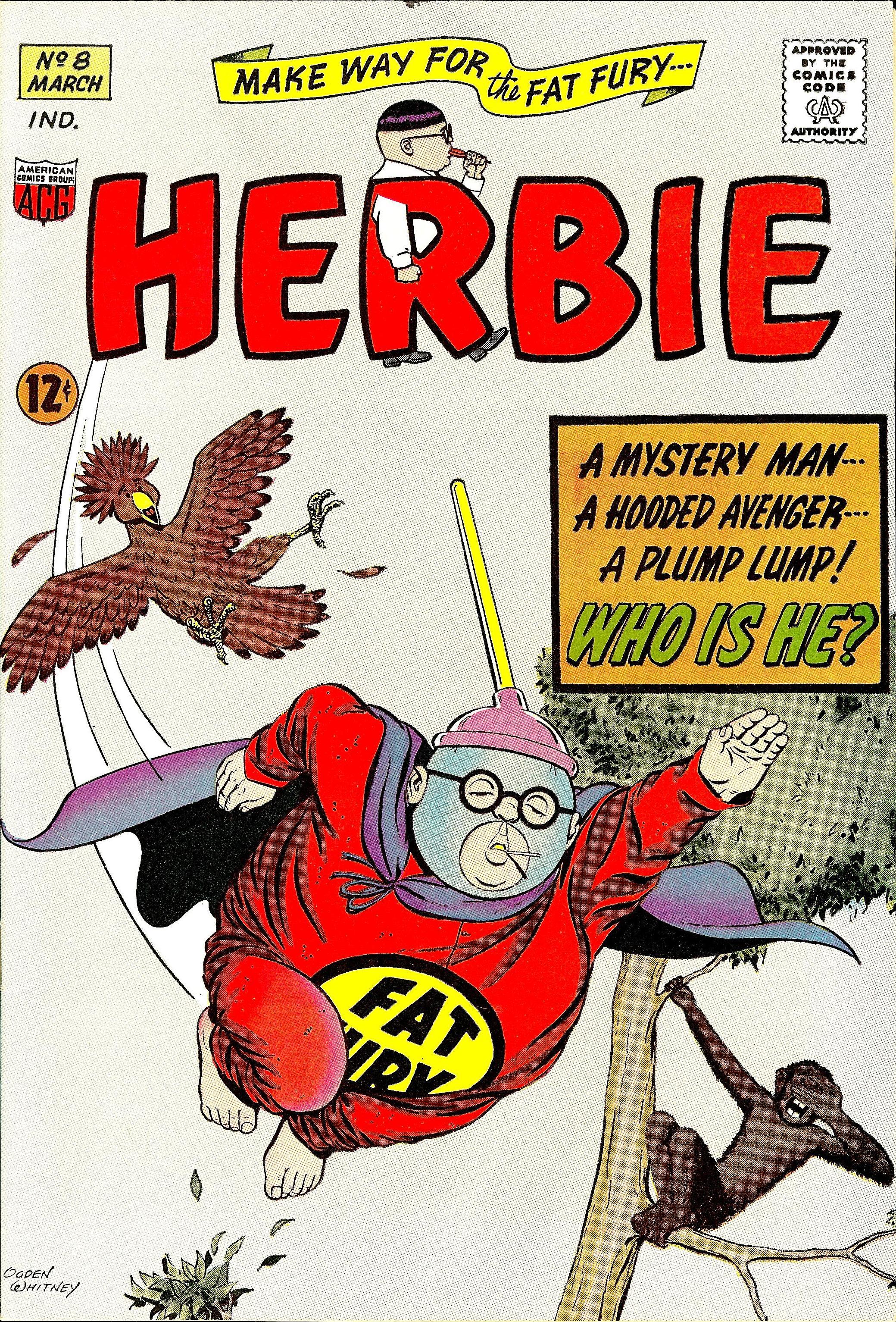 Herbie Vol 1 8