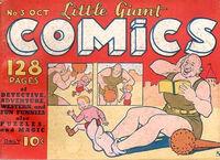 Little Giant Comics Vol 1 3