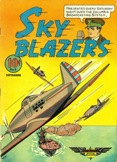 Sky Blazers Vol 1
