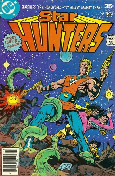 Star Hunters Vol 1 1