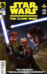 Star Wars: The Clone Wars Vol 1 2