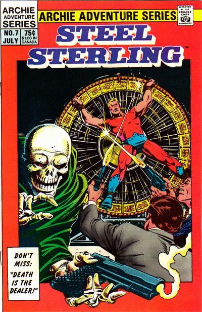 Steel Sterling Vol 1 7