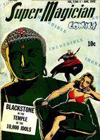 Super-Magician Comics Vol 1 14