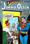 Superman's Pal, Jimmy Olsen Vol 1 1