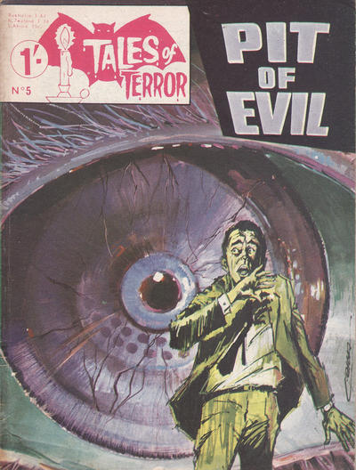 Tales of Terror Picture Library Vol 1 5