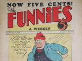 The Funnies Vol 1 24