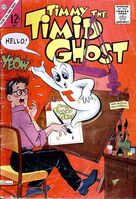Timmy the Timid Ghost Vol 1 39