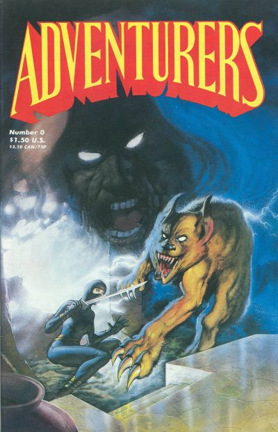 Adventurers Vol 1