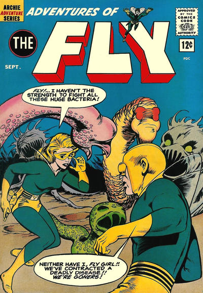 Adventures of the Fly Vol 1 21