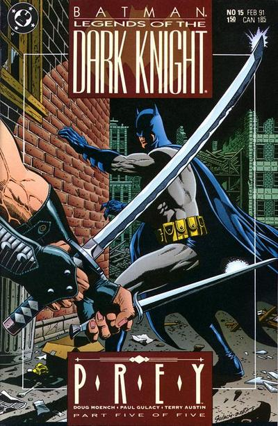 Batman: Legends of the Dark Knight Vol 1 15