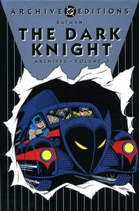 Batman: The Dark Knight Archives Vol 1 5