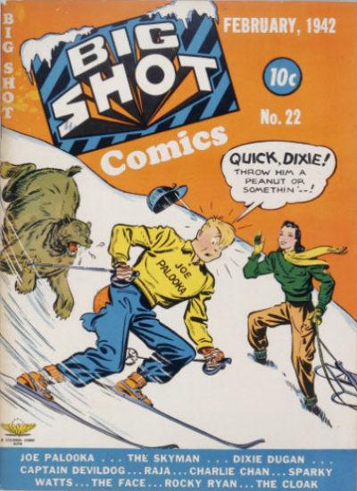 Big Shot Comics Vol 1 22