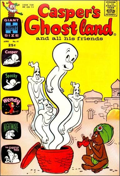 Casper's Ghostland Vol 1 41