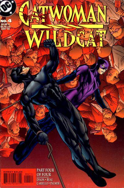 Catwoman/Wildcat Vol 1 4