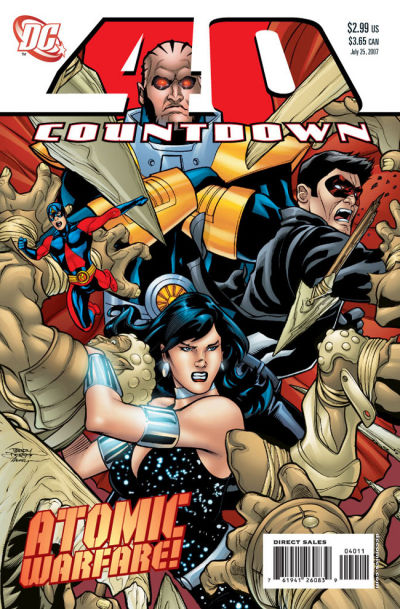 Countdown Vol 1 40