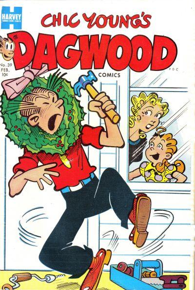 Dagwood Comics Vol 1 39