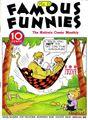 Famous Funnies Vol 1 13
