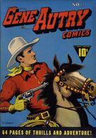 Gene Autry Comics Vol 1 2
