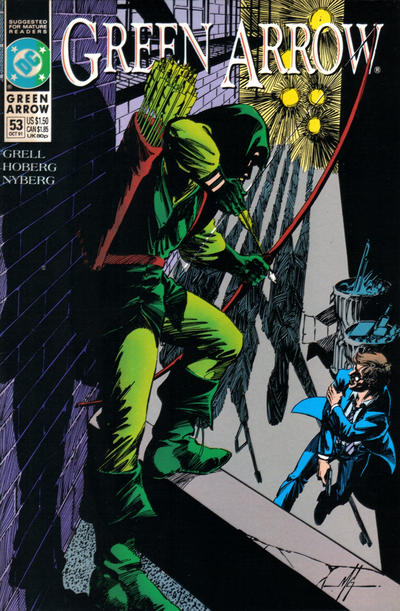 Green Arrow Vol 2 53